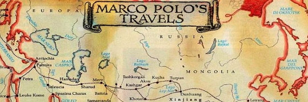The Travels of Marco Polo (c.1300)