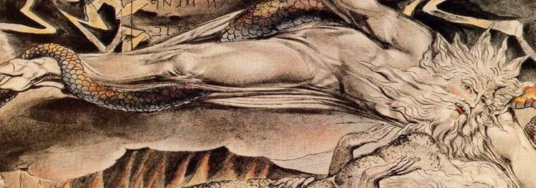 William Blake – The Book of Urizen